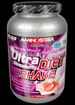 ULTRA DIET SHAKE 1000G | Strongbody.cz