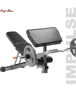 IMPULSE FITNESS IF-ARMA BICEPSOVÝ PULT | Strongbody.cz