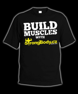 TRIKO BUILD MUCSLES WITH STRONGBODY.CZ | Strongbody.cz