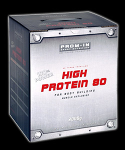 High Protein 80