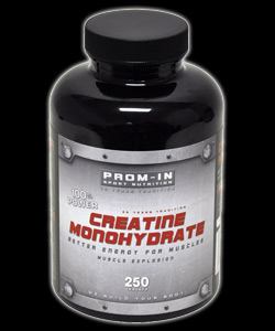 Creatine Monohydrate - 250 tablet
