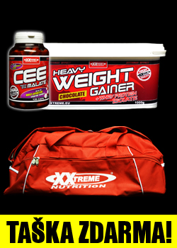 CEEM & Heavy Weight Gainer + sporto