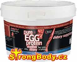 Pure EGG protein
