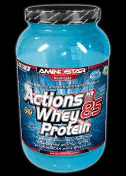 Whey Protein Actions 85   1000 g