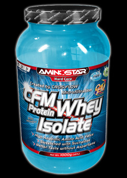 CFM Whey Protein Isolate (90%) - 20
