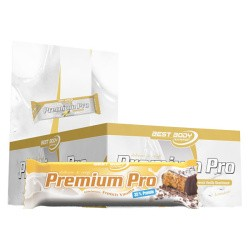 35% PREMIUM PROTEIN BAR | Strongbody.cz