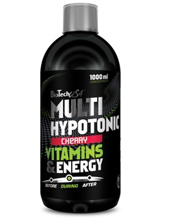MULTI HYPOTONIC DRINK CONCENTRATE | Strongbody.cz
