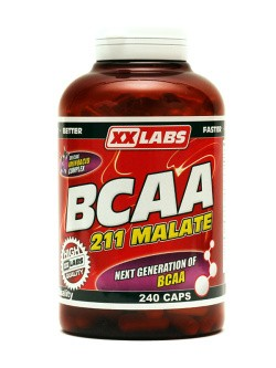 211 BCAA MALATE | Strongbody.cz
