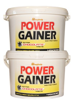 POWER GAINER 1+1 | Strongbody.cz