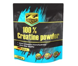 100% Creatine Powder 500g