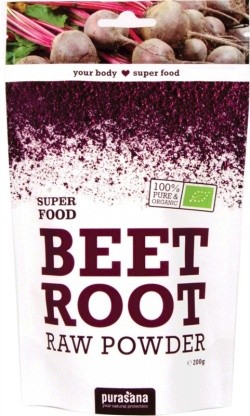 BEETROOT POWDER BIO 200G | Strongbody.cz