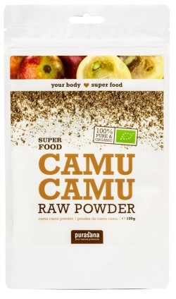 CAMU CAMU POWDER BIO 100G | Strongbody.cz