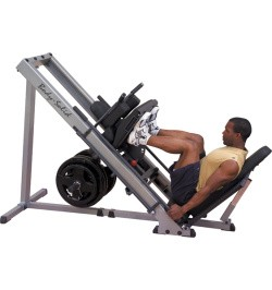 LEG PRESS AND HACK SQUAT BODY-SOLID GLPH1100 | Strongbody.cz