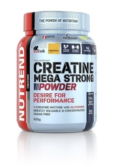 CREATINE MEGA STRONG POWDER  | Strongbody.cz