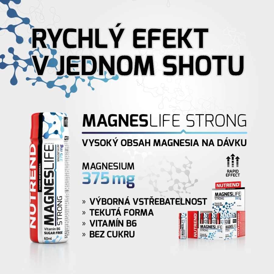 MAGNESLIFE STRONG | Strongbody.cz