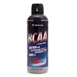 Mega BCAA Extreme effect - 1000 ml
