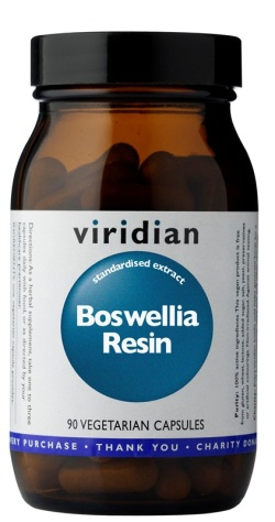 BOSWELLIA RESIN | Strongbody.cz