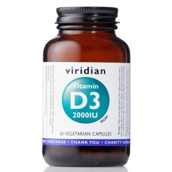 VITAMIN D3 2000IU | Strongbody.cz
