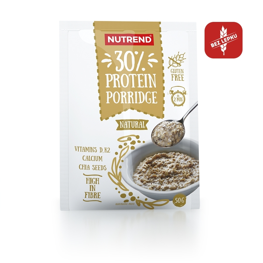 PROTEIN PORRIDGE | Strongbody.cz