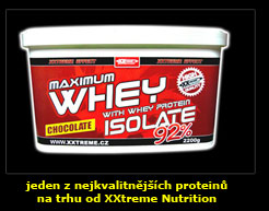 Maximum Whey Protein Isolate 92