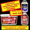 Protein Anabolic Pack: Maximum Whey