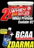2x Whey Protein Isolate 92 + ZDARMA