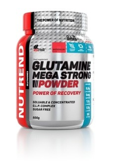 Glutamin Mega Strong Powder